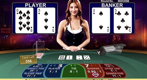 สูตรบาคาร่า Flat Betting-คาสิโน