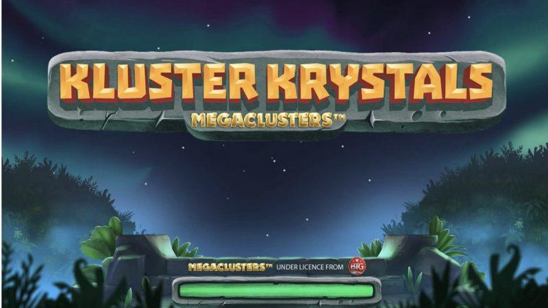 Kluster Krystals Megaclusters สล็อตที่เต็มไปด้วยคุณภาพ