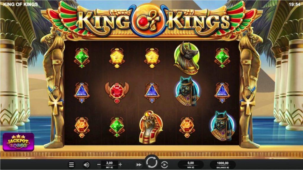 King of Kings-คาสิโน