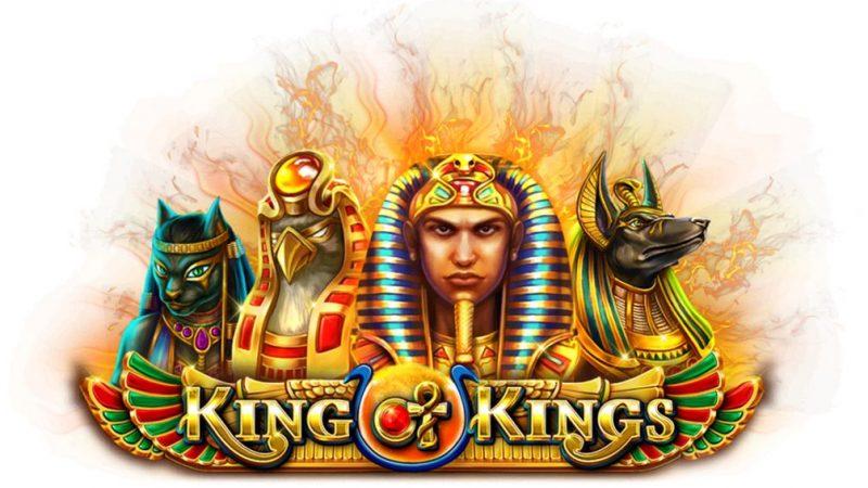 King of Kings สล็อตที่เต็มไปด้วยความยอดเยี่ยม