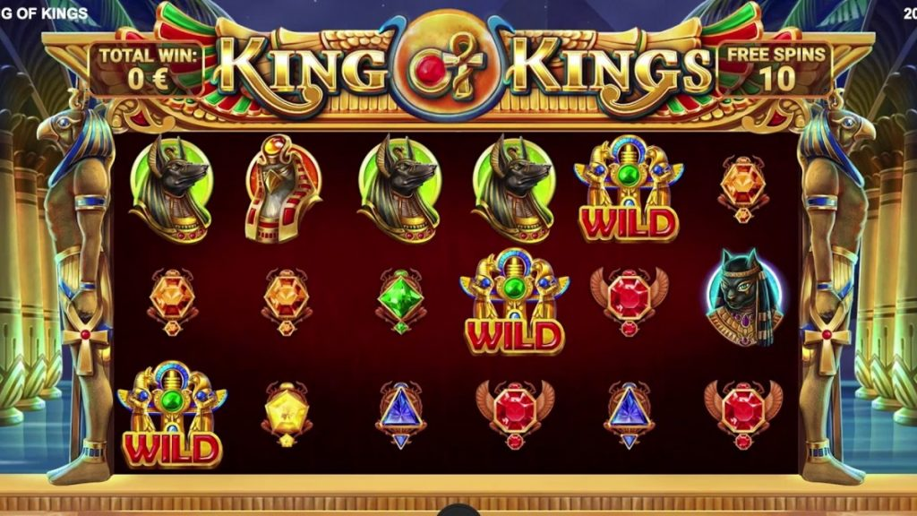 King of Kings-พนัน